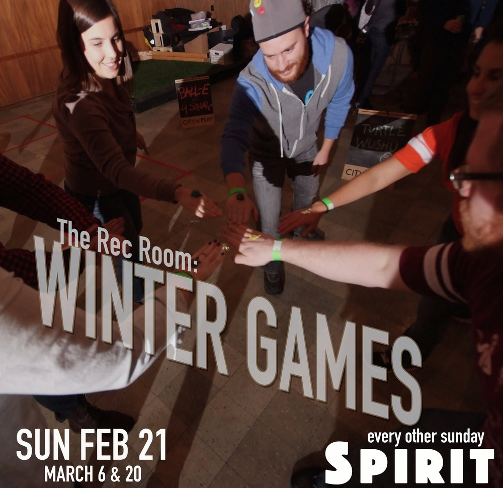 Rec Room: Winter Games