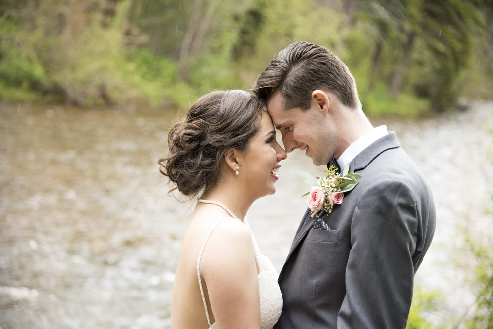 Kasey + Jack's Intimate Breckenridge Wedding