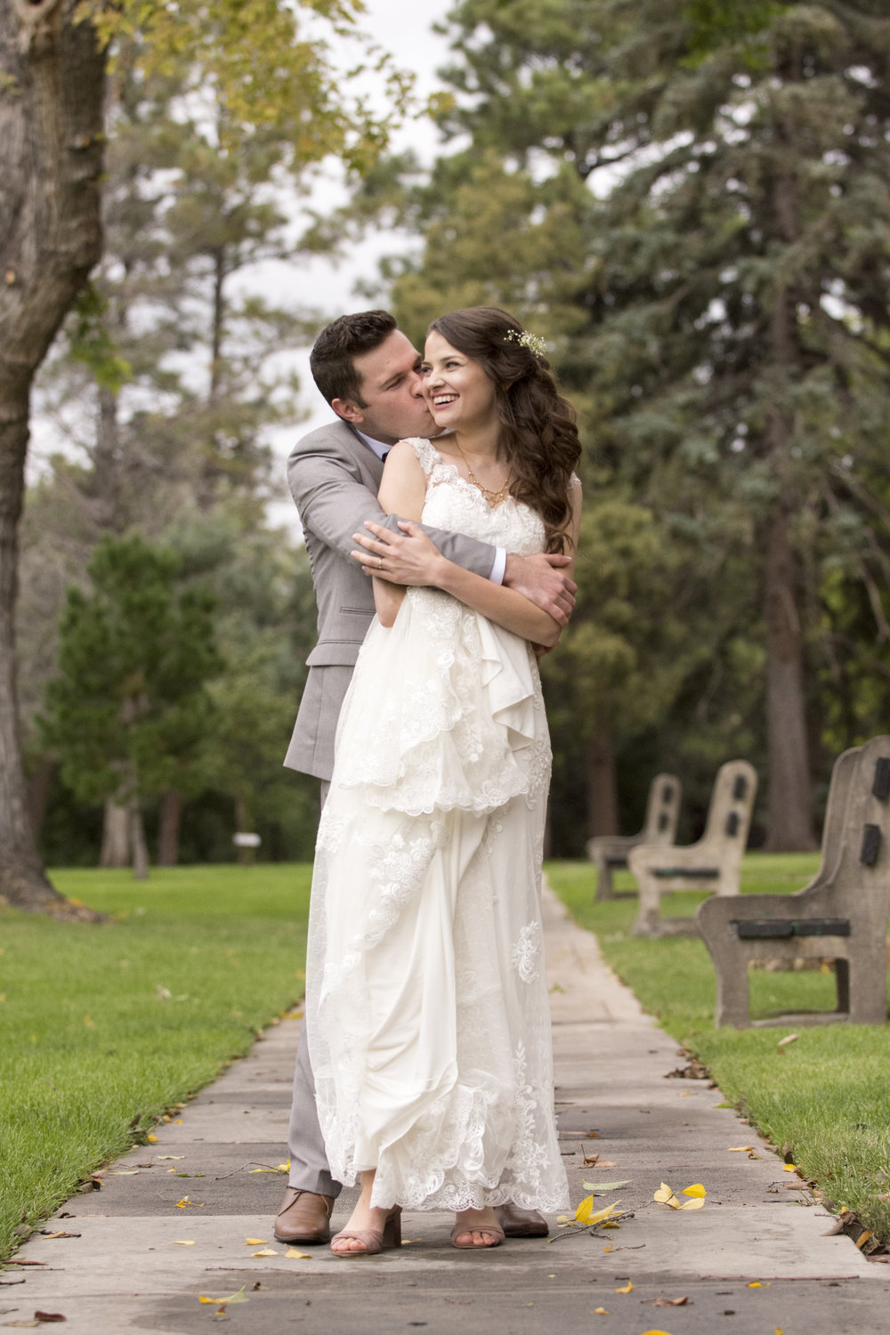 Bethany + Jonathan's Colorado Springs Wedding