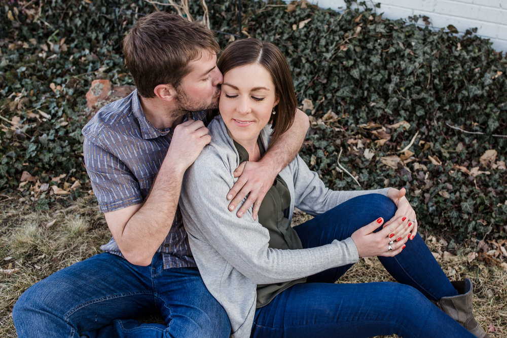 Kerry & Patrick's Denver Lifestyle Engagement Session