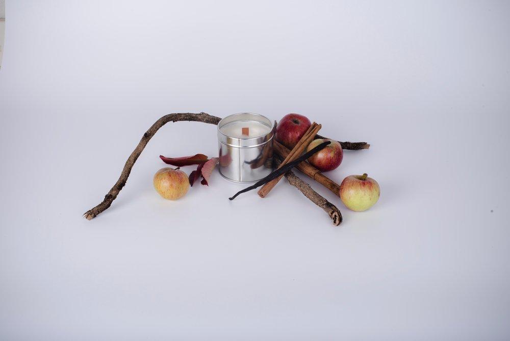 Christmas Scents - Scent Of Christmas - Chalet, Bain des Pâquis, Apple Strudel, Madame Santa, Yuletide