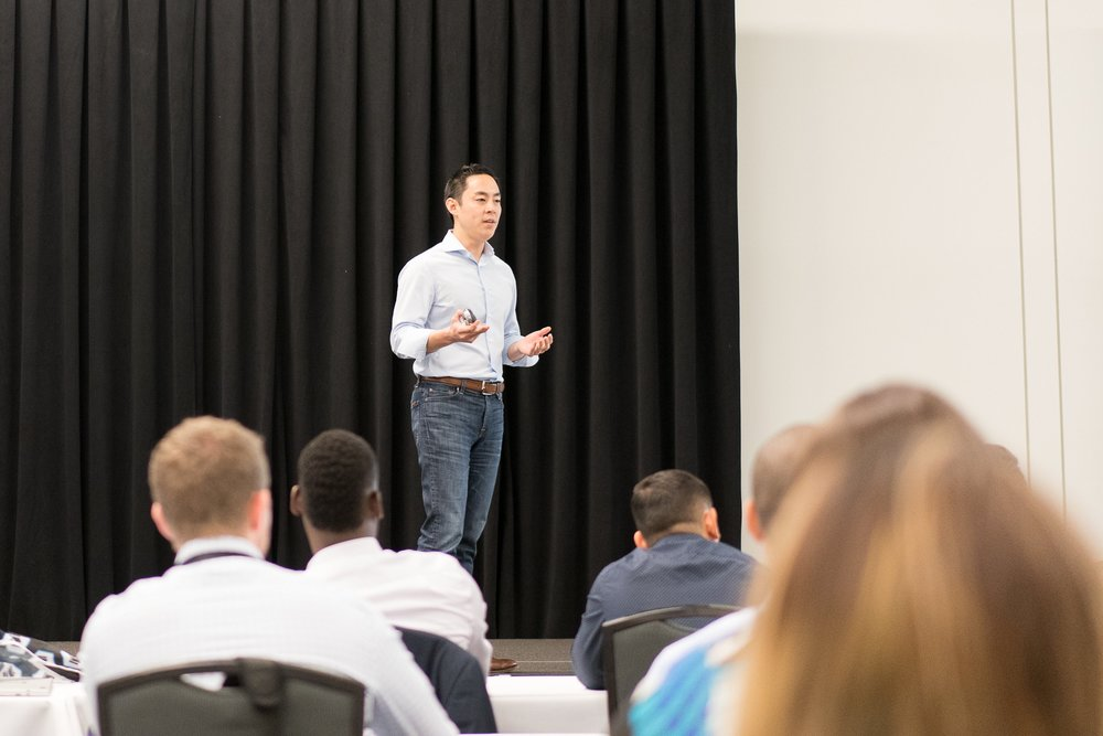 Roger Ma | Certified Financial Planner | Speaker
