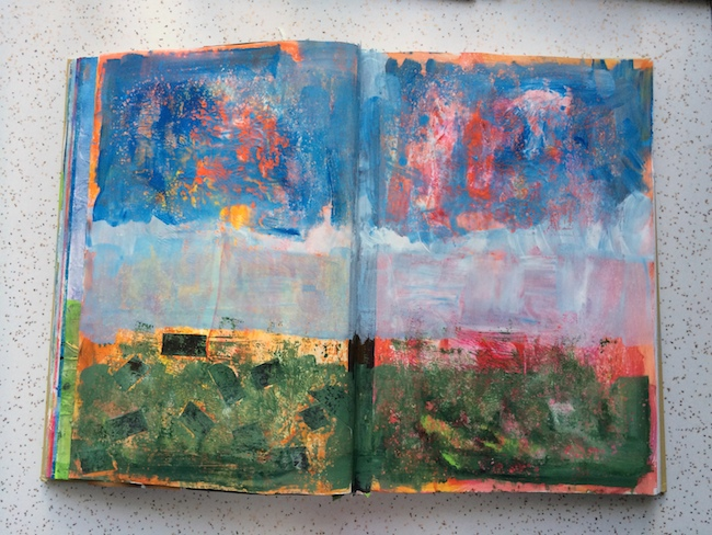 art_journal_abstract_landscape