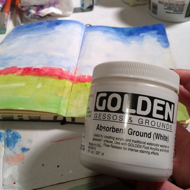 golden_absorbent_ground_art_journal