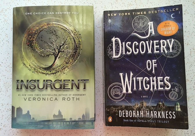 Insurgent_a_discovery_of_witches_books