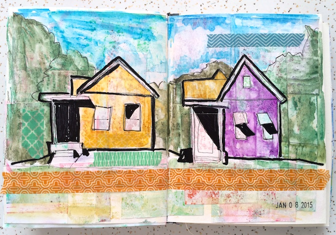 journal52_purple_house_kenzie_woods_art