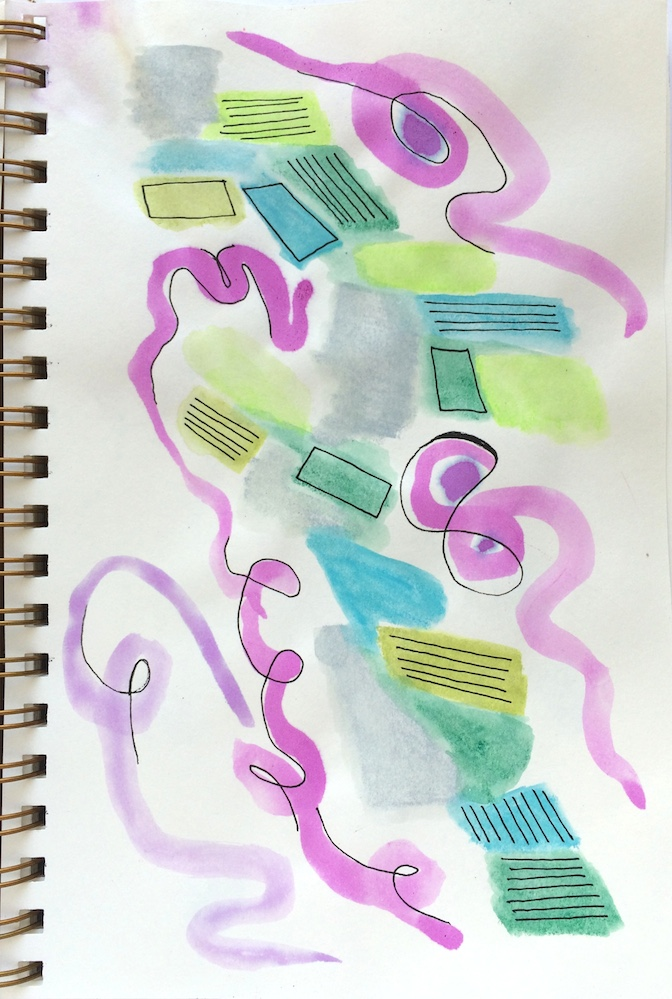 watercolor_abstract_doodle_kenzie_woods
