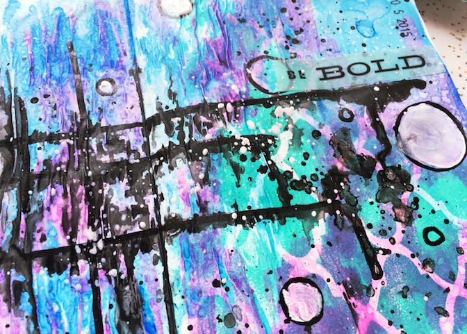 art_journal_be_bold_kenzie_woods_art_2