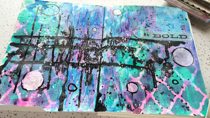 art_journal_be_bold_kenzie_woods_art_4