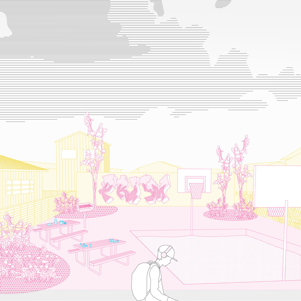 Urban Prism: Retreat without Retreat