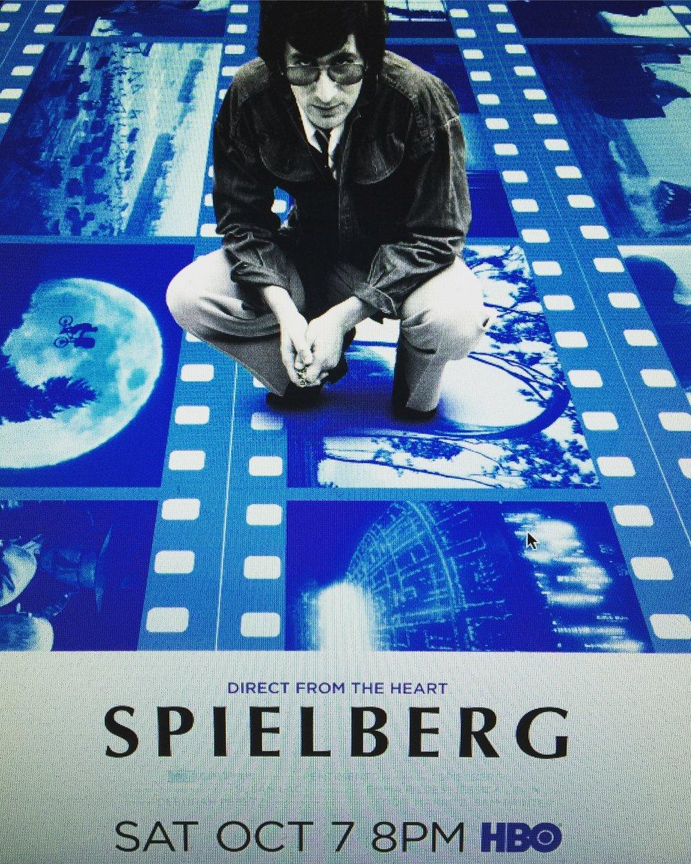 Steven Spielberg Documentary on HBO