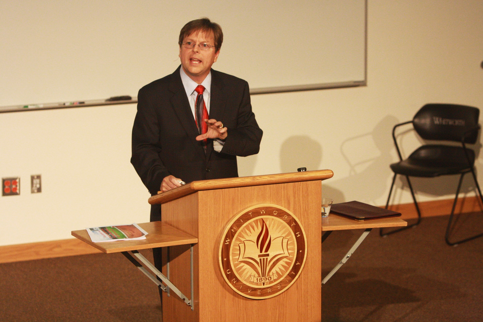 Breean Beggs and Constitution Day Lecture (1)