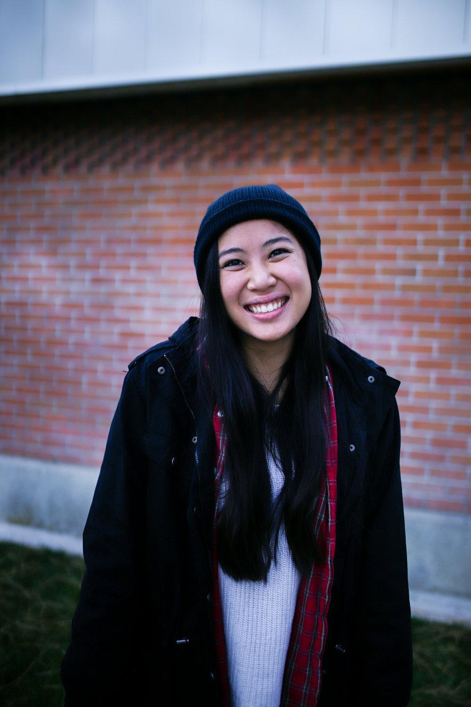 Domenica Cooke-Tassone| Photo Editor Senior Lexi Chan is Whitworth's new social justice coordinator.
