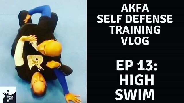 Once you have the Mount in a street fight, you have to be defensive to keep it! It's on our YouTube.Com/AustinKungFu channel. Our library is growing!!