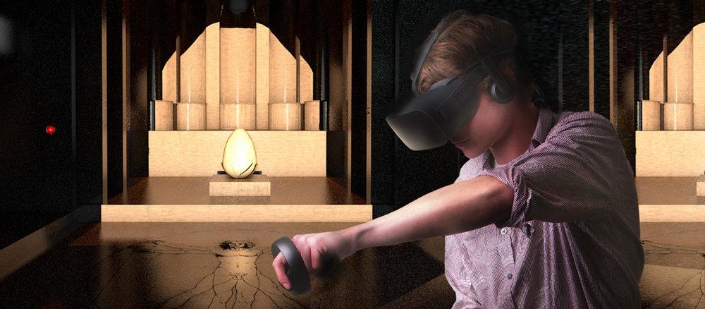 Virtual Reality Memory Castle