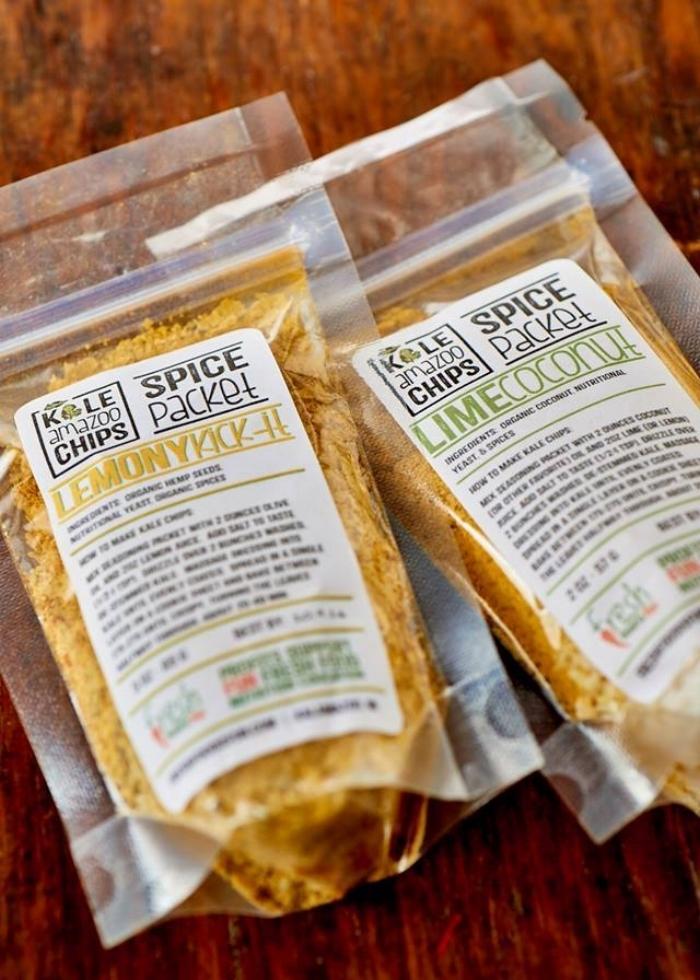 Kaleamazoo Spice Packets