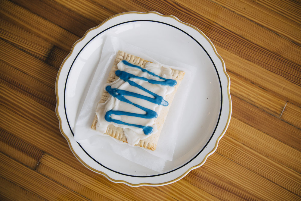 Blueberry Pop-Tart