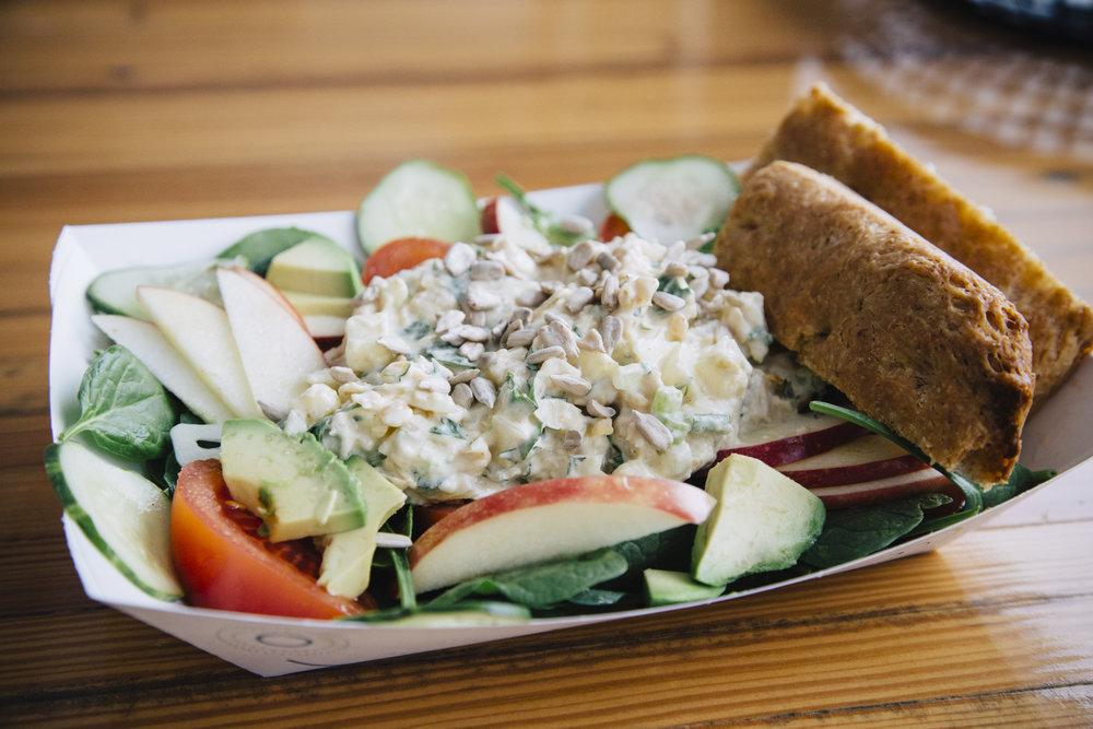 Chickpea Salad Salad