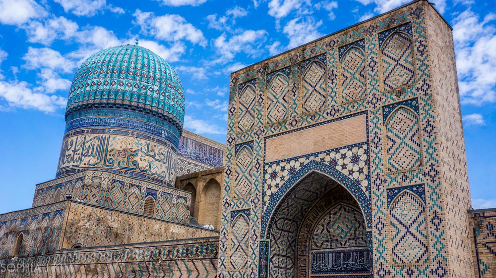 Bibi-Khanym Mosque, Uzbekistan