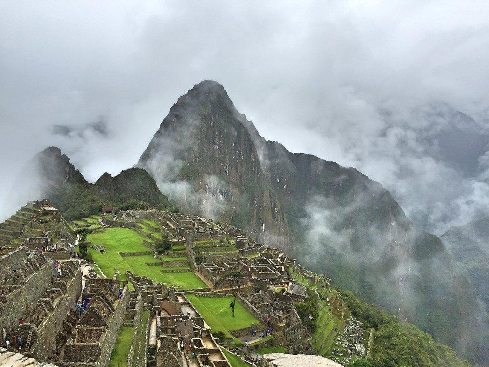 Mystical Macchu Picchu, Peru