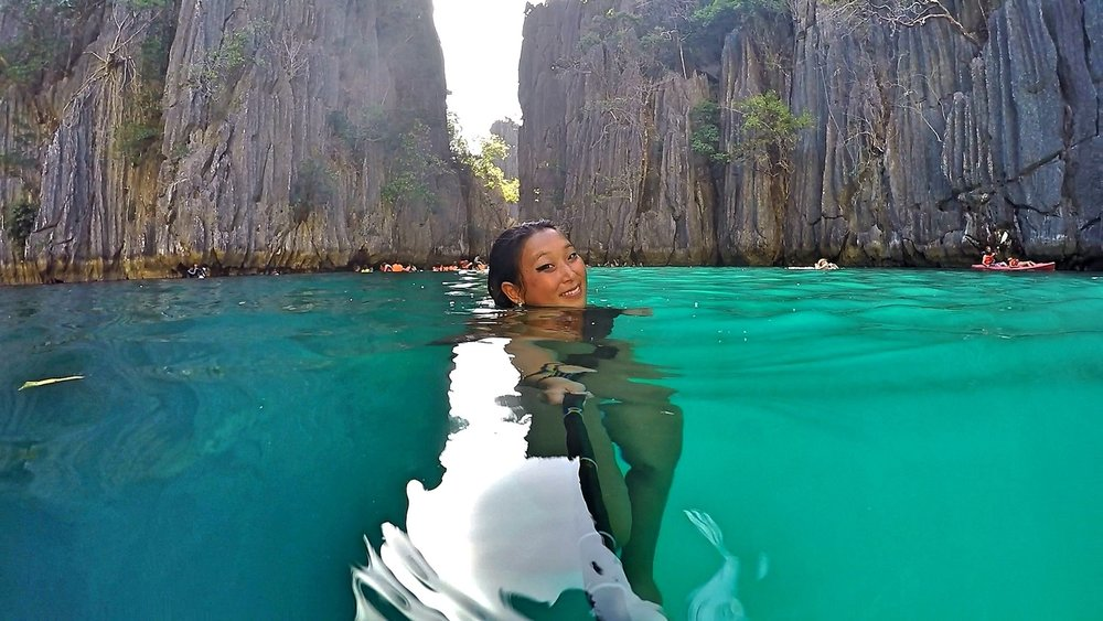 Hidden Lagoon, Coron, Palawan, Philippines