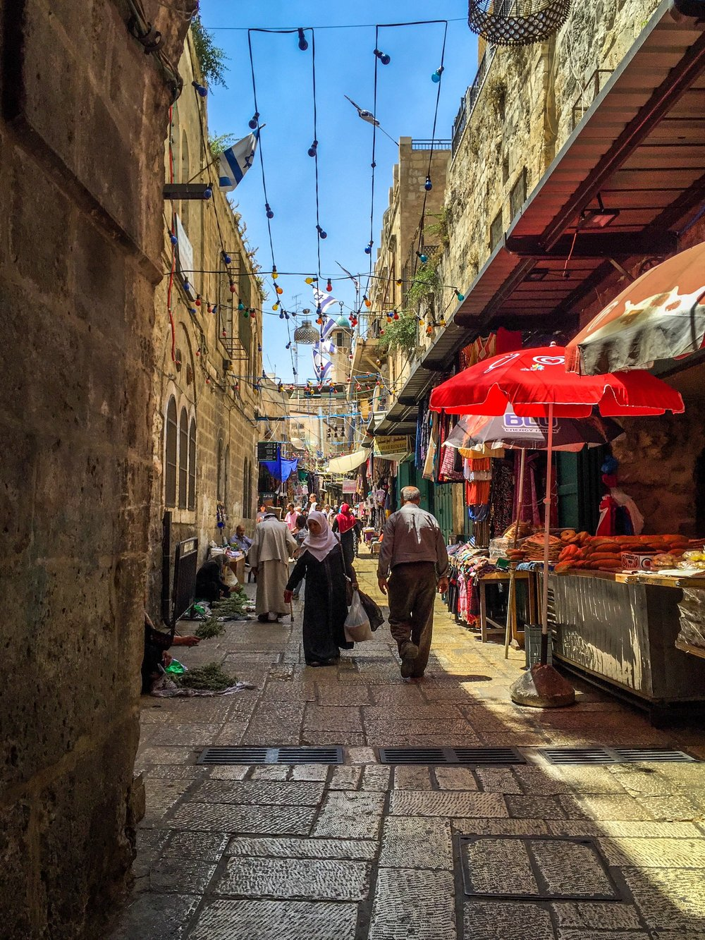 Jerusalem Peace, Israel