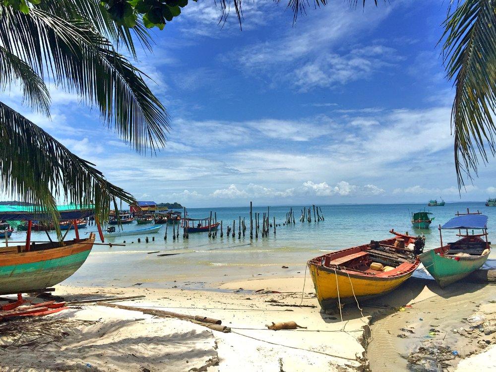 Life's a Beach, Koh Rong Island, Cambodia