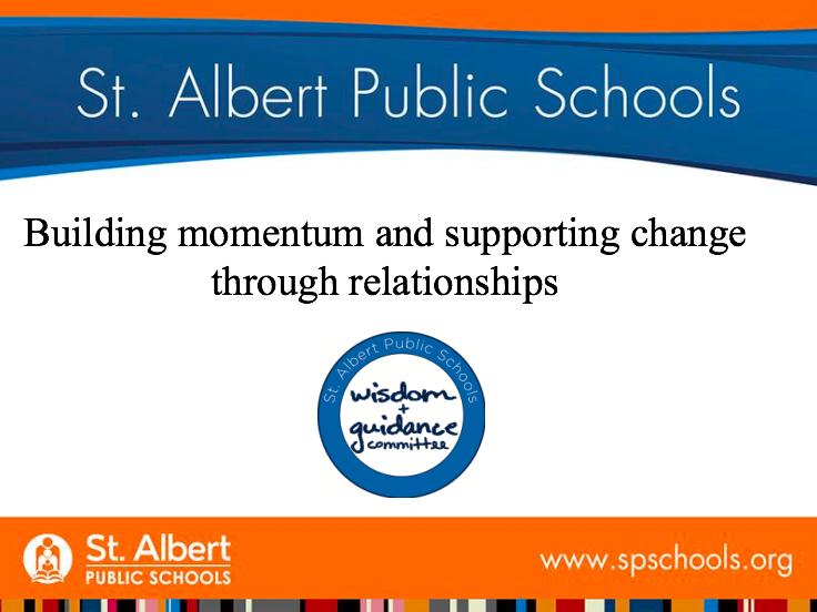St. AlbertPublic Schools -