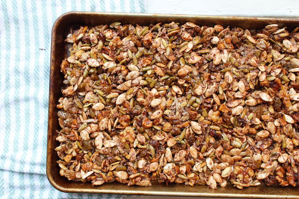 healthy-chocolate-granola-recipe