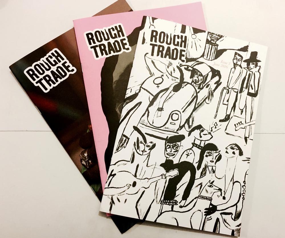 RoughTradeMagazines