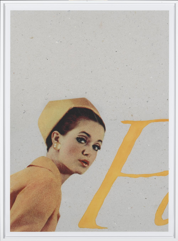 From Paulina Olowska's 2014 Au Bonheur des Dames exhibition
