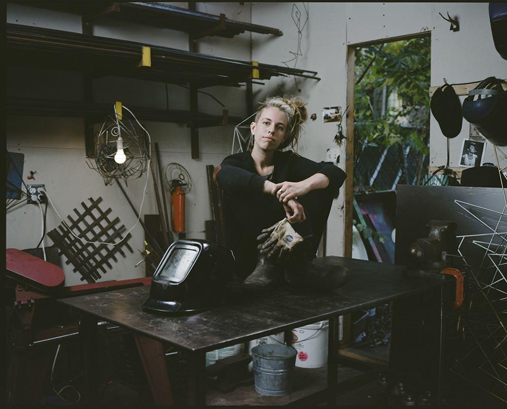 abigail lloyd welder pinepine studio