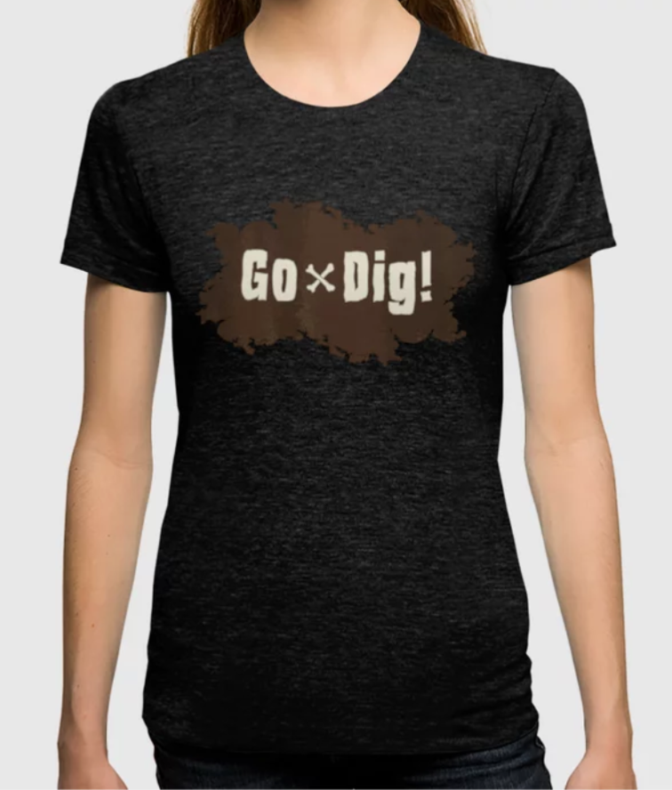 Go Dig tee