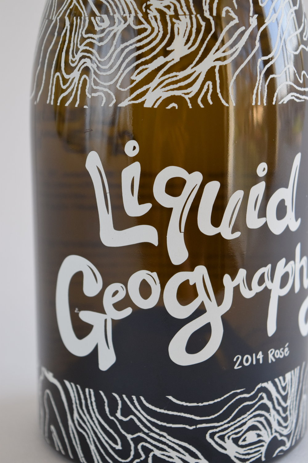 Liquid Geography Wine Design