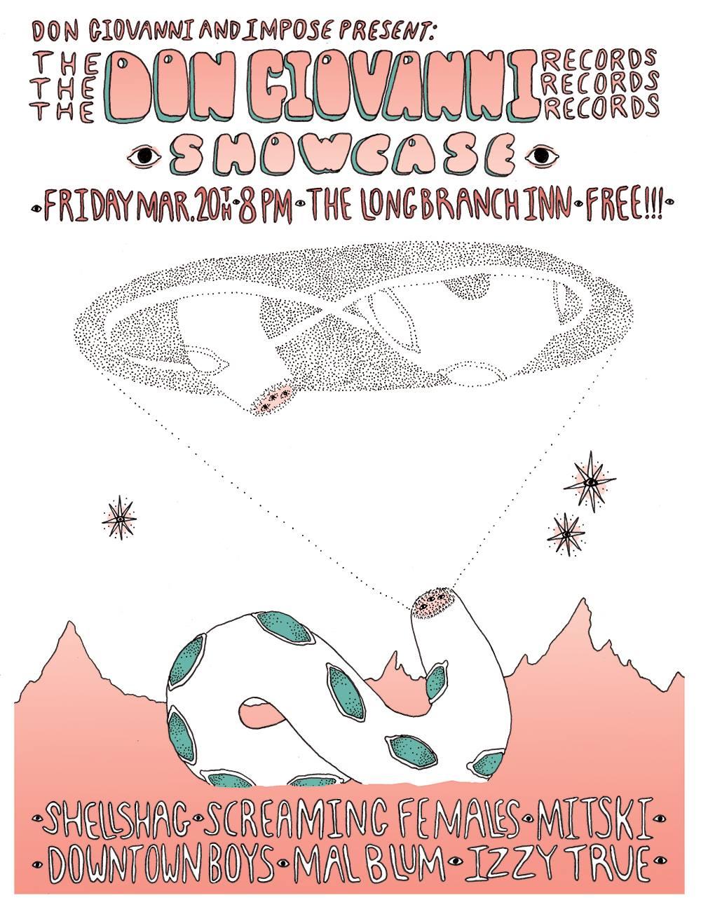 SxSW Showcase Poster