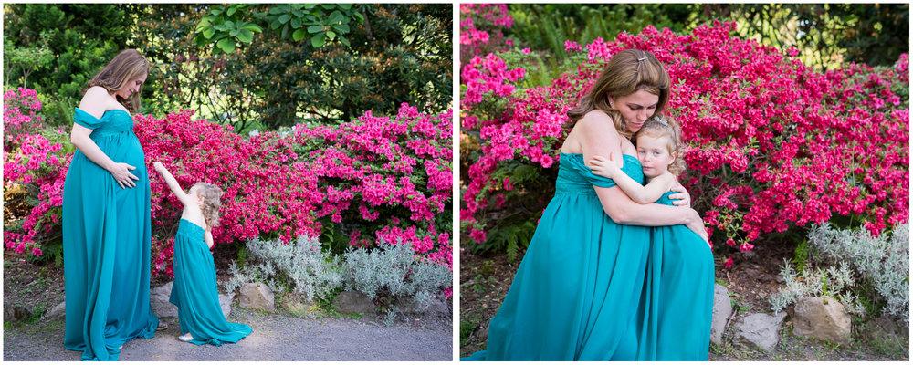 Portland Oregon Maternity Photographer