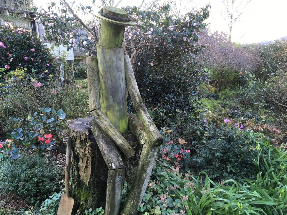 Rural Garden Scuplture