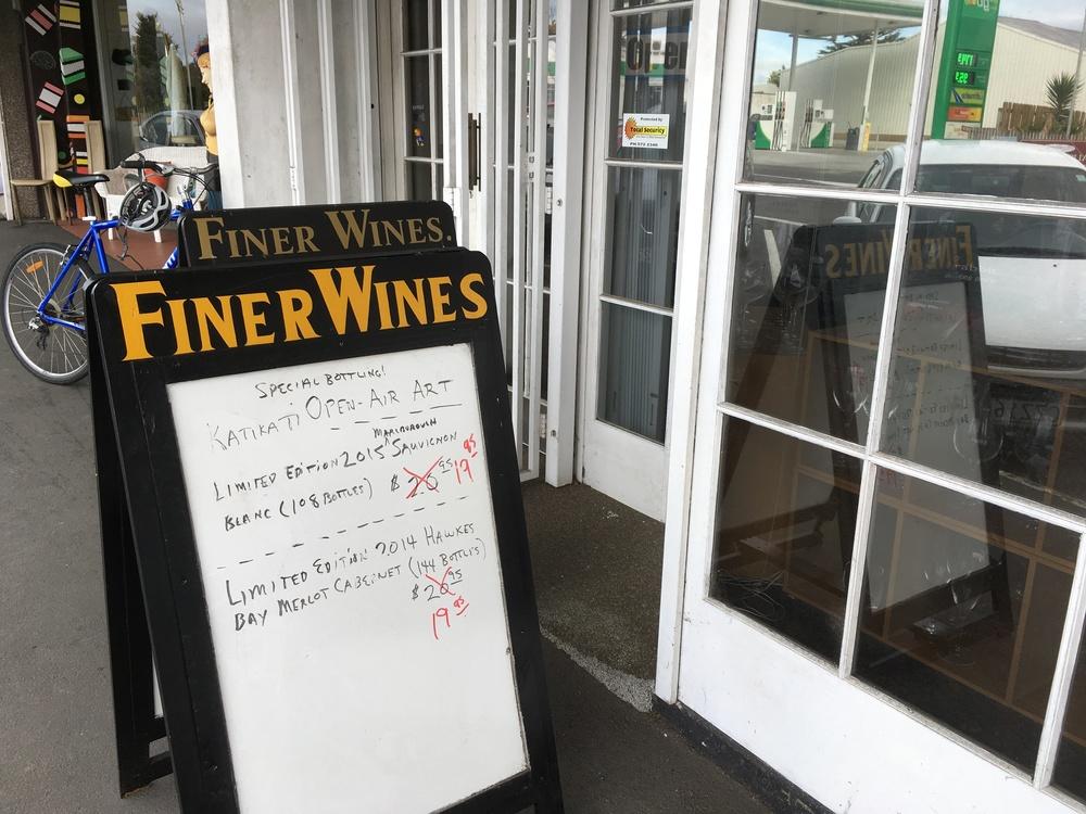 Finer Wines