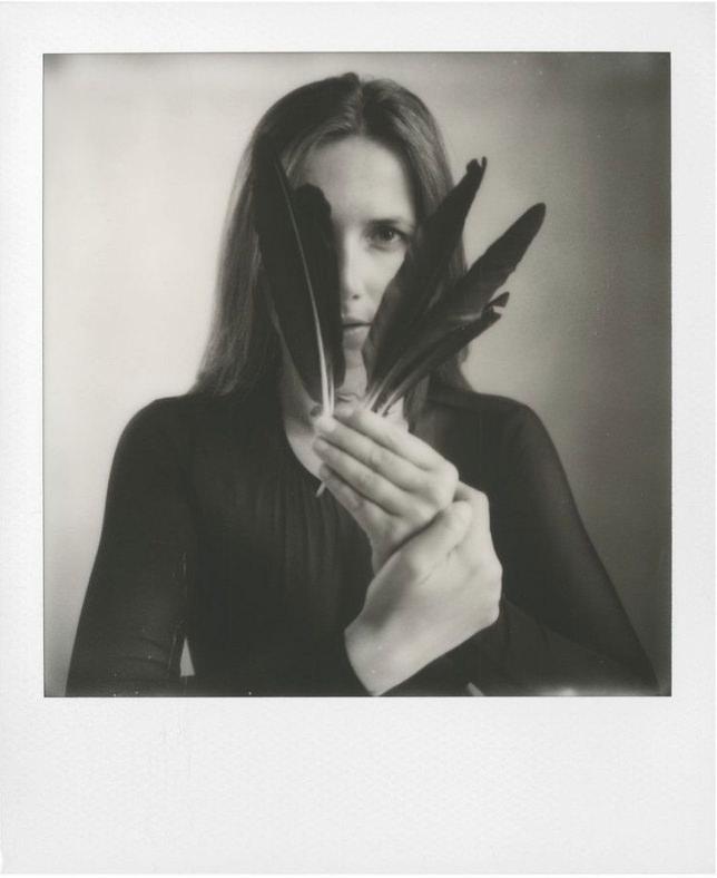 polaroid black and white