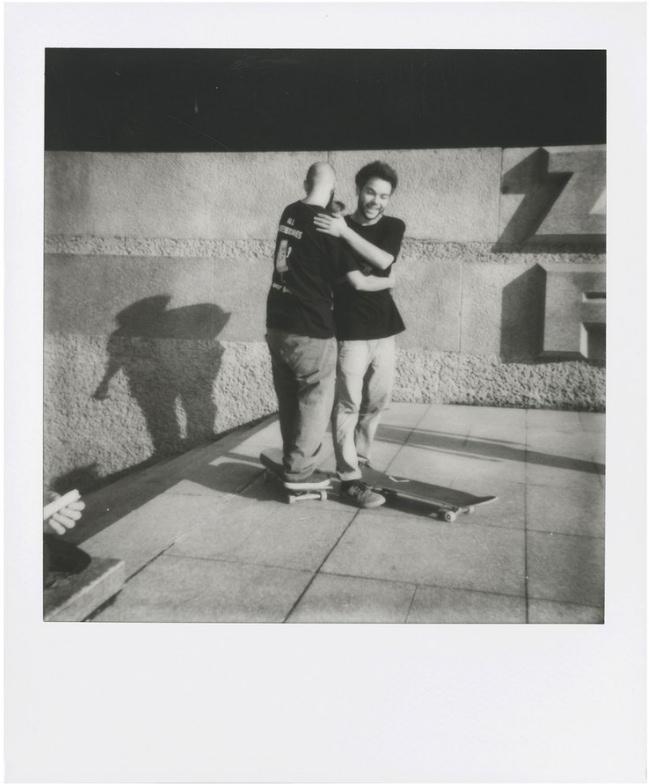 Polaroid B&W 600
