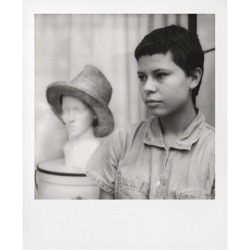 Black & White i-Type Instant Film