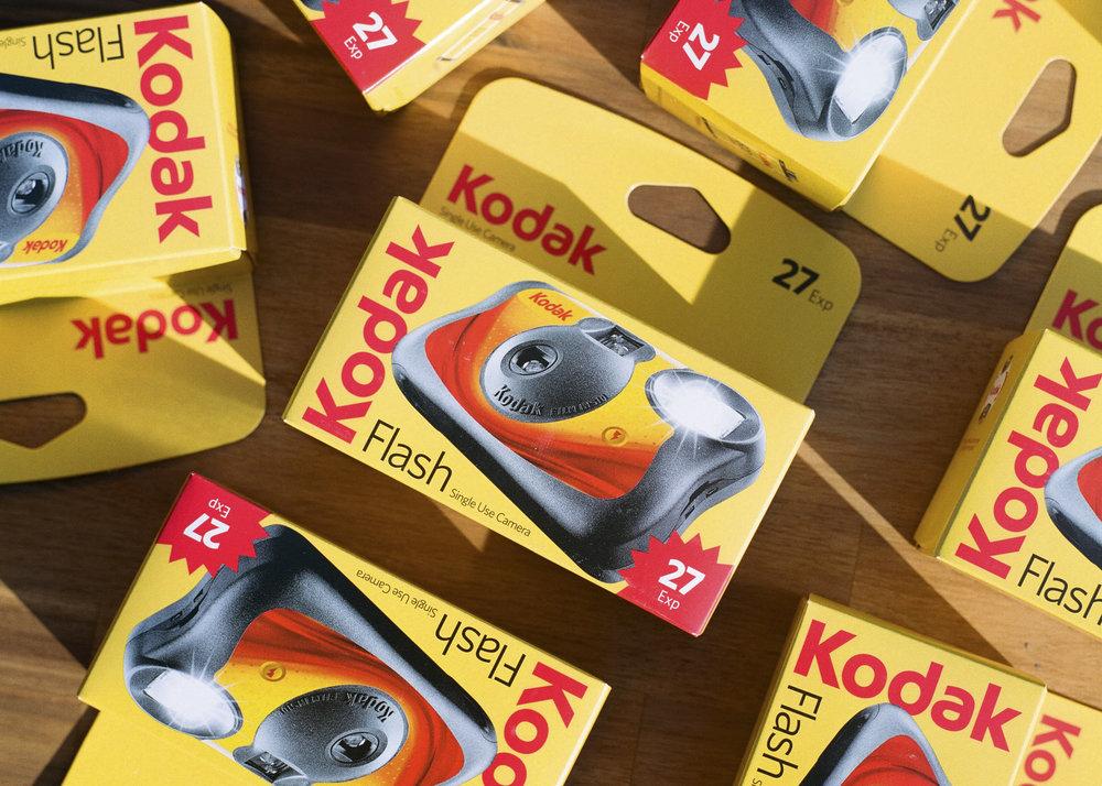 kodak disposable camera 35mm