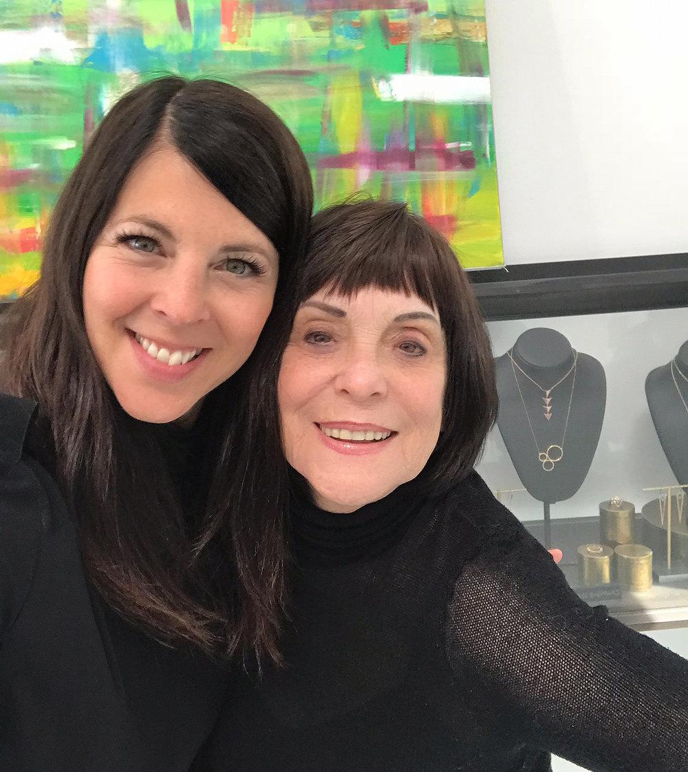 Renee sheppard, jewelry designer