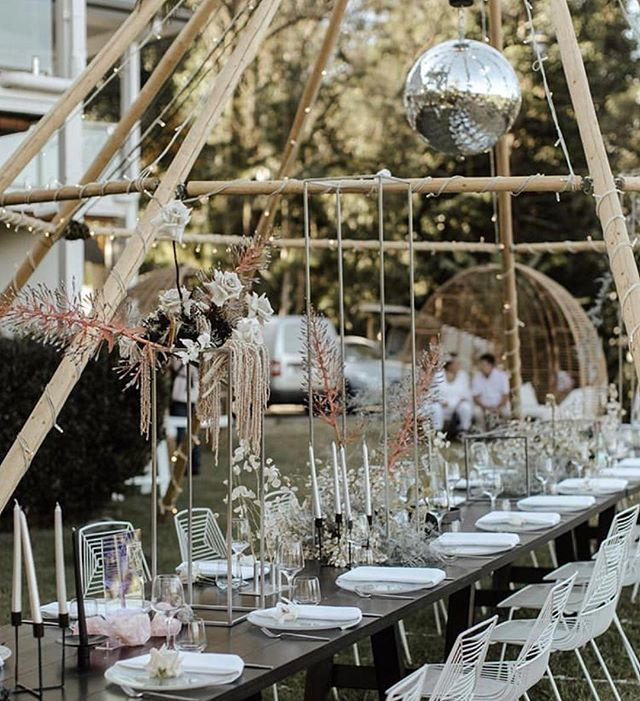 Omg we are loving this dreamy boho setup by @byronbaytipiweddings 🙌🏼🙌🏼🙌🏼 This is literally what our dreams are made of 😍 Photographer @jimmy_raper Naked TIpi @byronbaytipiweddings Venue @fridayhutroadestate Floristry @fleurandthreads & @bloodwoodbotanica Styling @oaklabesign Hire @hamptoneventhire • • • #diywedding #weddinginspiration #weddingstyle #melbourne #bride #victoria #weddingdress #weddinginspiration #tipihiremelbourne #bohobride #tipikata #countrywedding #victoriawedding #tipihirevictoria #eventhire #weddingflowers #weddingstyle #weddingplans  #wedding2019 #melbournewedding #melbourneevents #centralvictoria #melbournecbd #gippsland #morningtonpeninsula #geelong #greatoceanroad #bendigo #ballarat #bellarinepeninsula #teepeewedding #tipiwedding