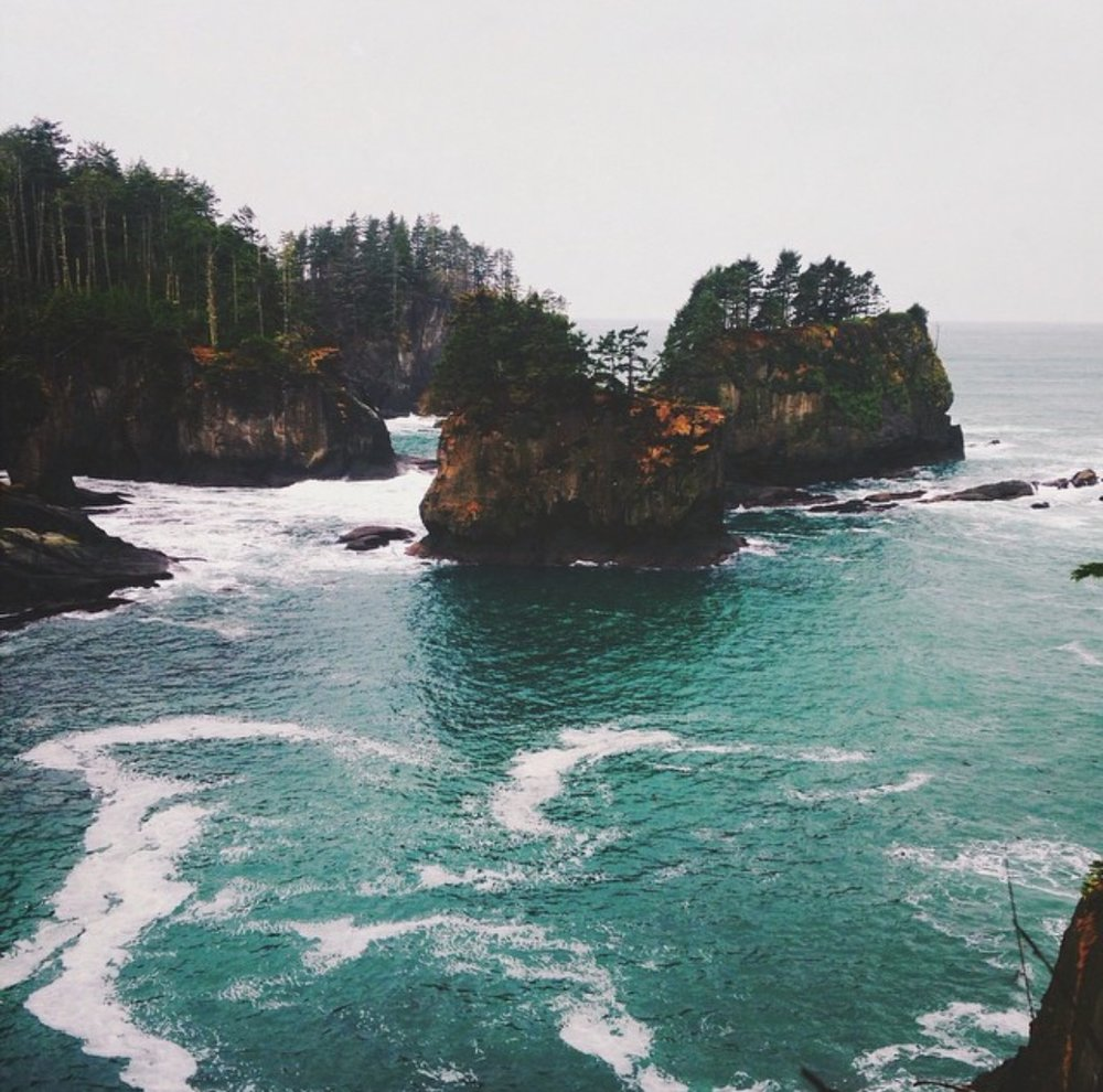 """If we hadn't of said """"I do"""" on Ruby Beach this was going to be our spot <3"""