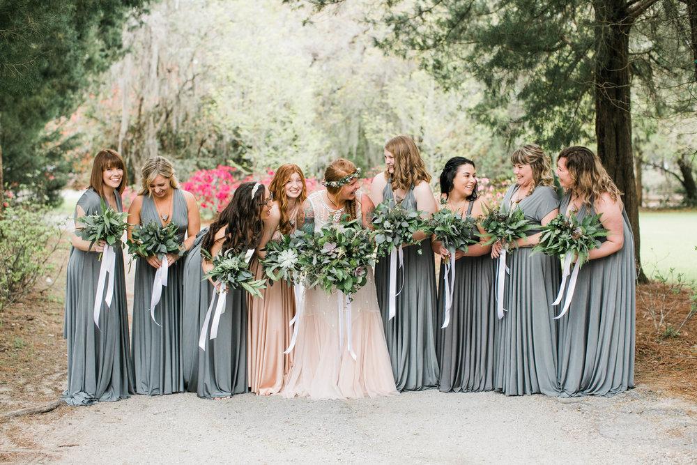 Magnolia Plantation Charleston SC Wedding Photography