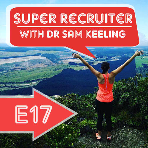 Episode Seventeen with Dr Sam Keeling