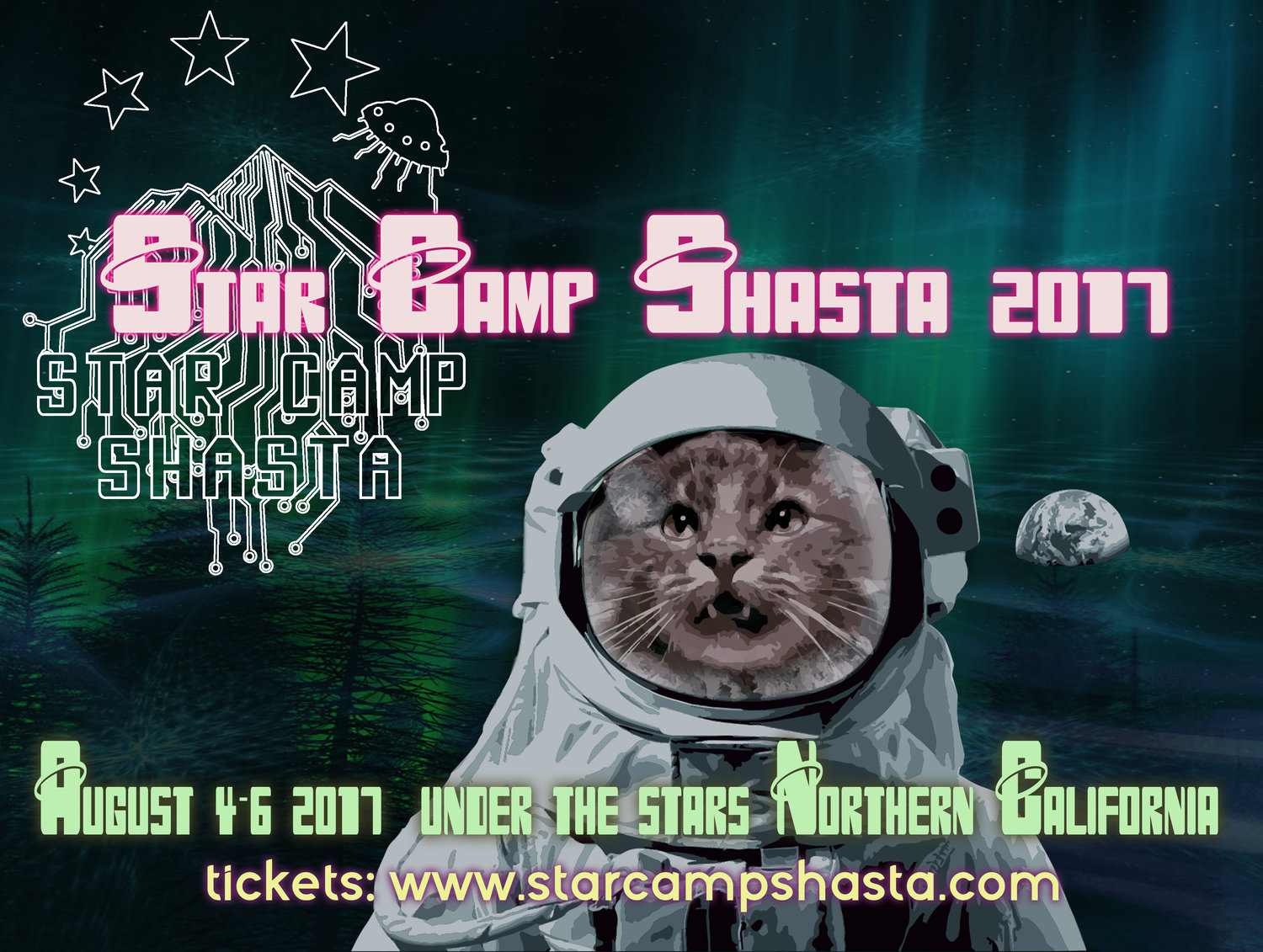 Star Camp Shasta 2017