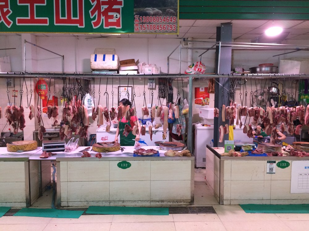 meat markets