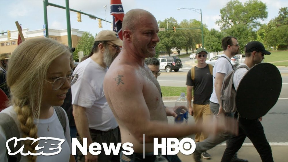 Charlottesville: race and terror